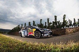 WRC Jerman: Mikkelsen masih di depan, sementara Paddon lolos dari kecelakaan