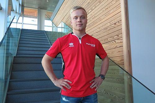Rosenqvist to partner Heidfeld at Mahindra in season three