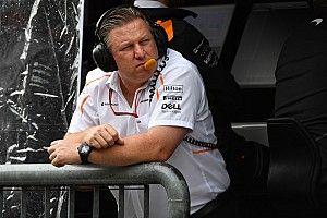 McLaren: Talán nem néztünk eleget a tükörbe