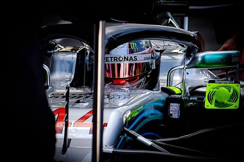 Belgian GP: Starting grid in pictures