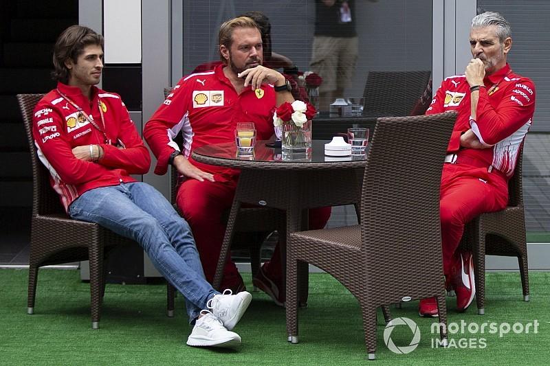 """Giovinazzi: """"Räikkönen egy fantasztikus csapattárs lesz számomra"""""""