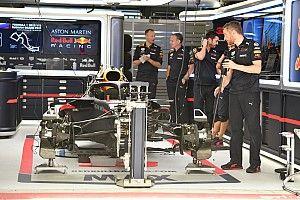 Verstappen: Red Bull musiał wrócić do specyfikacji B