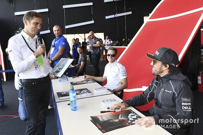 """Alonso: """"Vandoorne az egyik legjobb tehetség, mégsincs helye a Forma-1-ben"""""""
