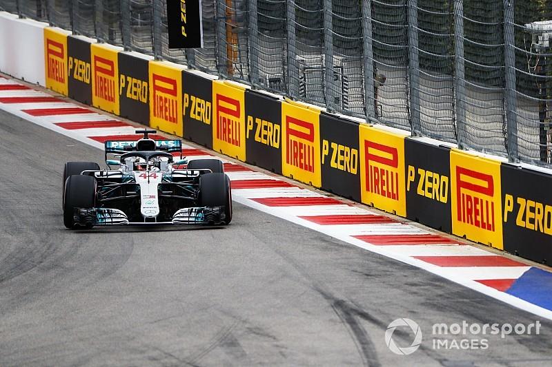 """A Mercedes fejlesztései működnek, de a Ferrari egyelőre """"altat"""""""