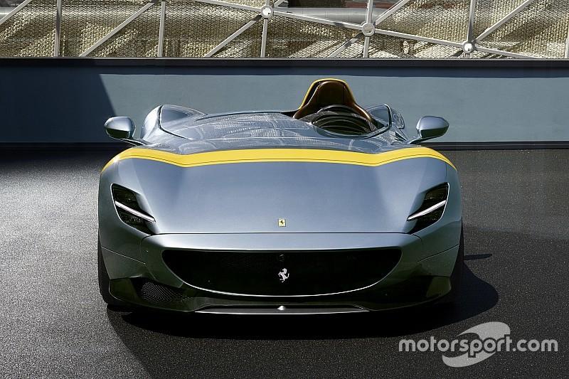 In beeld: De bloedmooie Ferrari Monza SP1 en SP2