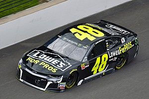 "Jimmie Johnson: ""I am responsible"" for performance struggles"