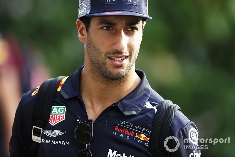 """Ricciardo asegura que está siendo su temporada """"más extraña"""""""