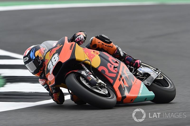 Smith, piloto de pruebas de Aprilia MotoGP en 2019