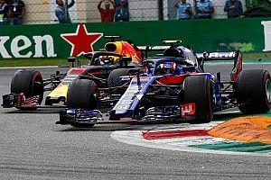 """Red Bull : Il serait """"injuste"""" d'en attendre trop de Gasly en 2019"""