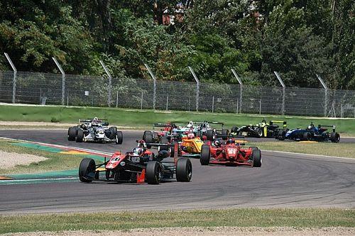 F2000 Italian Trophy: Bracalente trionfa in Gara 2 a Imola e conquista il titolo