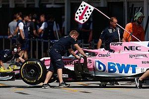 Force India temeu o mesmo destino que Caterham e Manor