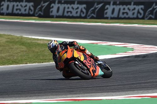 "Injured Espargaro ""completely f***ed"" after Misano race"