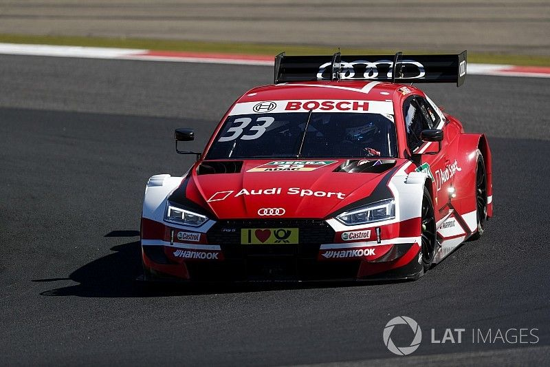 Nurburgring DTM: Rast doubles up, drama for Paffett