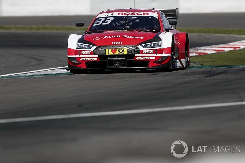 DTM Nürburgring 2018, Sonntag: Die Startaufstellung in Bildern