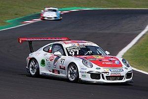 Walter Palazzo ad Imola per giocarsi il titolo della Silver Cup della Carrera Cup Italia