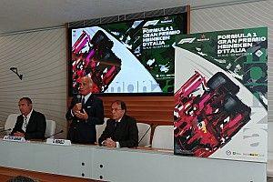 Presentazione GP d'Italia: Sticchi Damiani guarda al futuro con una Rossa sul Canal Grande