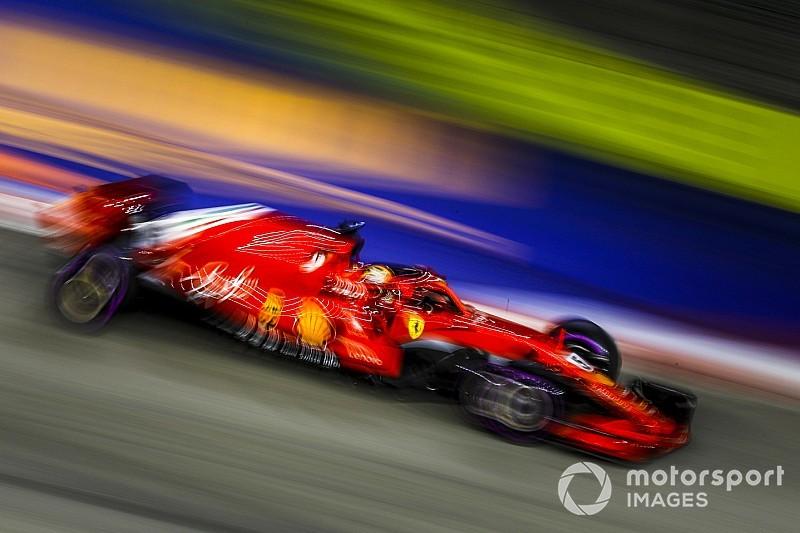 Ferrari: ma Vettel è sempre il pilota che nel 2012 ha vinto il terzo titolo con un rush finale?