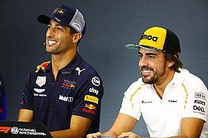 Alonso admite ter recebido oferta da Red Bull; equipe nega