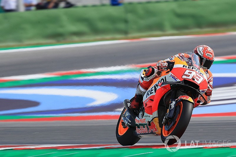 Márquez: Não fiquei remoendo o que aconteceu entre mim e Rossi