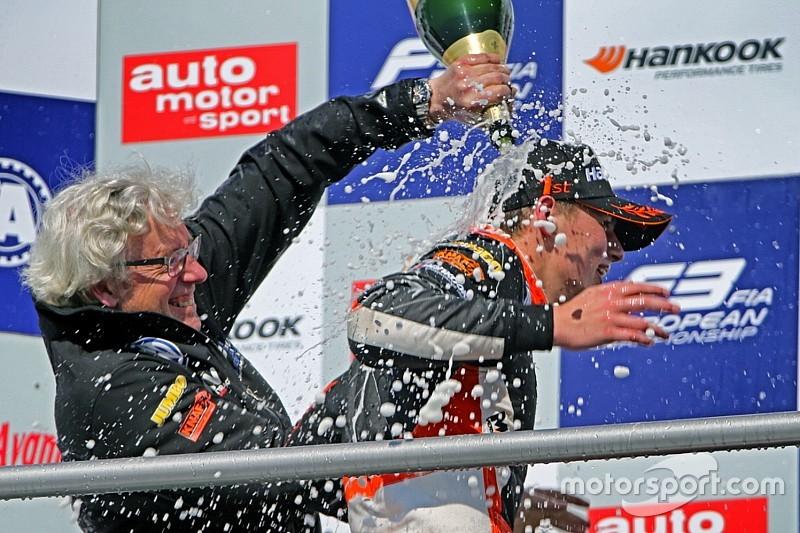 """Van Amersfoort trots: """"Verstappen en Leclerc totaal verschillend, maar allebei bijzonder"""""""