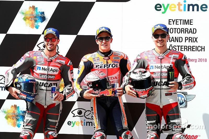 Ducati: Dovizioso und Lorenzo rechnen erneut mit Dreikampf