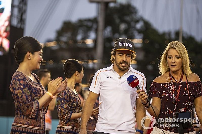 6 órás gokartversenyt nyert Alonso az Orosz Nagydíj előtt