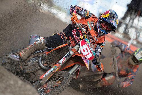 Prado vence en Assen y acaricia el título de MX2
