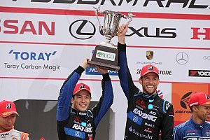 """Button had """"very scary"""" off en route to Super GT win"""