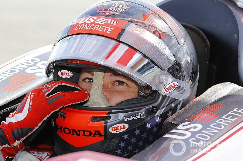 "Marco Andretti: ""If I won the Indy 500 I'd cry, probably"""