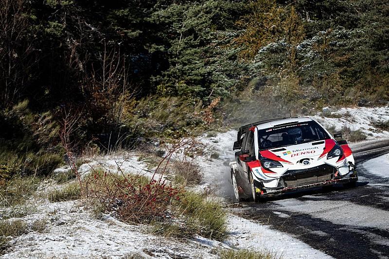 Osiem rajdów Katsuty w Yarisie WRC