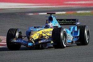 Les Formule 1 pilotées par Robert Kubica
