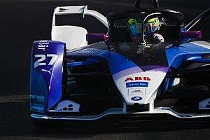 BMW завоевали дубль в гонке Формулы Е, Симс возглавил чемпионат
