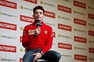 Leclerc siente que Vettel es más fuerte en carrera