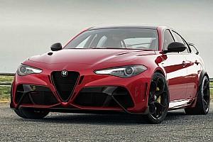 Alfa Romeo GTA regresa con 533 caballos de fuerza bajo el capó