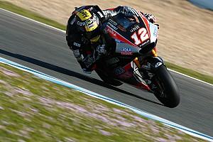 Test Moto2 Jerez, Giorno 3: Luthi da record, bene Bulega