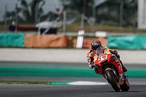 """Márquez: """"Confío en Honda para seguir con los éxitos"""""""