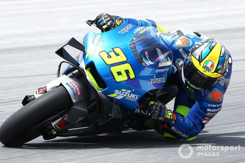 Mir handed two-year Suzuki contract extension
