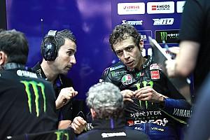 Rossi s'est senti plus en difficulté sur la durée