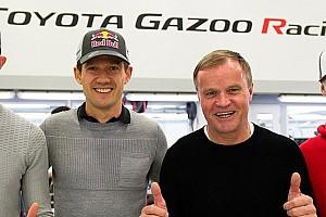 Toyota confirma a Ogier y su alineación para 2020
