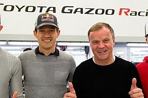 Toyota объявила о контракте с Ожье и Эвансом