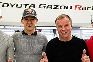 Toyota unveils Ogier as part of all-new WRC line-up