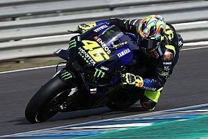 """Rossi: """"Yamaha ha mejorado algo, pero no es suficiente"""""""