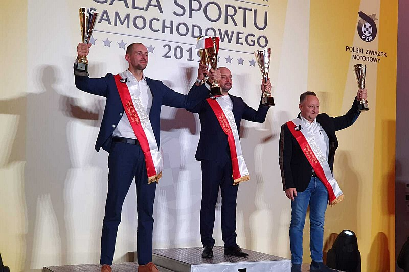Kamena Rally Team odebrał trofea