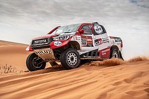 "Ickx: ""Alonso kan met meer ervaring de Dakar Rally winnen"""