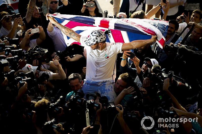 "Brawn: ""Hamilton son 15 yılın en güçlü F1 pilotu"""