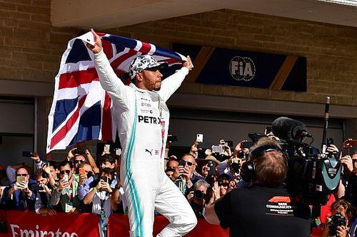 Stats - Hamilton devant Fangio, tout près de Schumacher