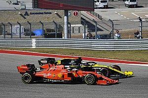 F1: Renault afirma já saber o que havia de ilegal no motor da Ferrari em 2019; entenda