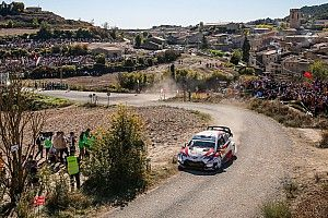 WRC Catalonië: Tanak wereldkampioen, Neuville pakt zege