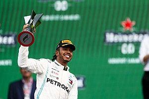 Hamilton 'só' precisa chegar em 8º no GP dos Estados Unidos para garantir o hexa
