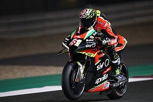Aprilia announces new two-year deal for Espargaro